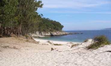 Playa de Figueiras (Islas Cies) - VIGO