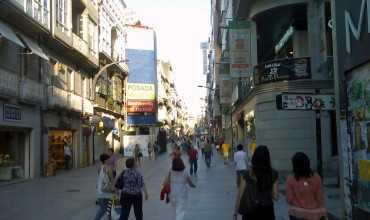 Calle de Príncipe - Vigo
